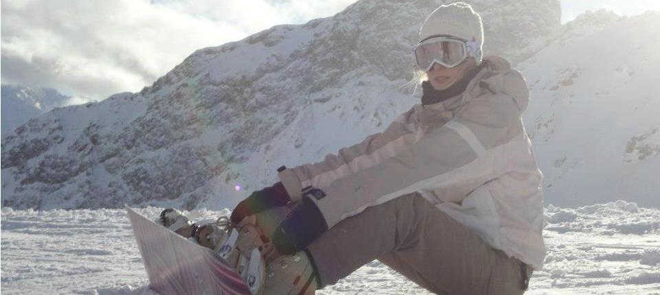 Après-Ski-Bekleidung für Damen: Après-Ski Outfit