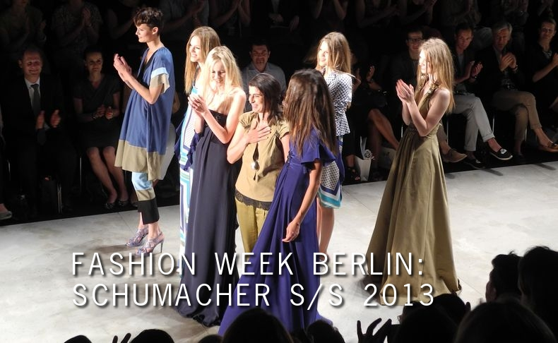Fashion Week berlin 2013 Schumacher (Bild: engelhorn)