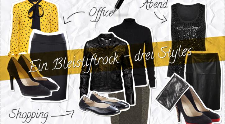 9cf00a02b429 Das Figur-Talent Bleistiftrock - FASHION UP YOUR LIFE.FASHION UP ...