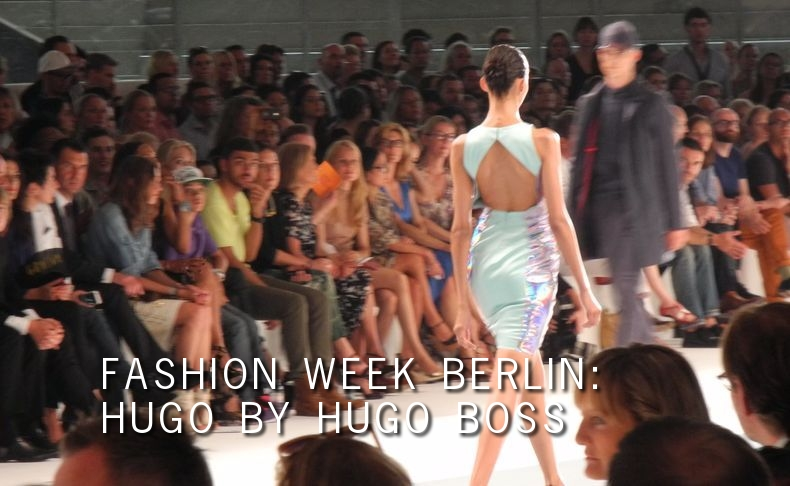Fashion Week Berlin: Hugo by Hugo Boss