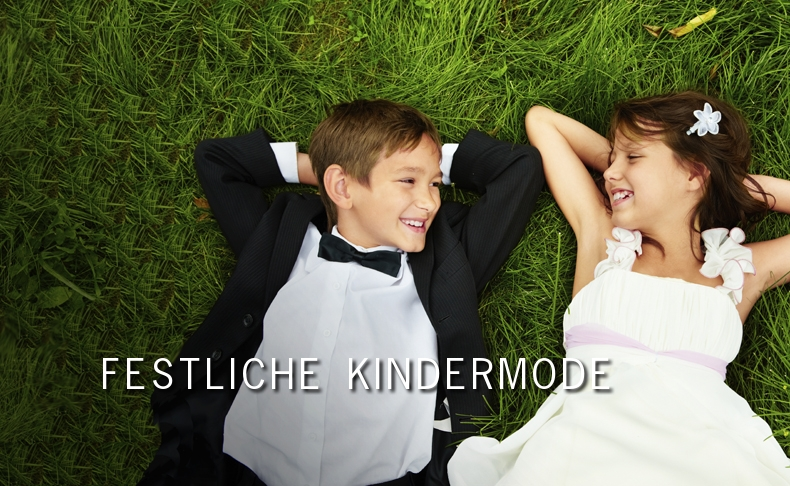 Festliche Kindermode (Bild: iStock)