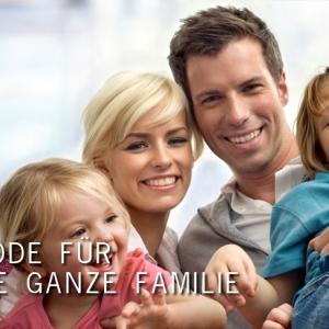 Mode für die ganze Familie: Marken für Mutter, Vater und Kind