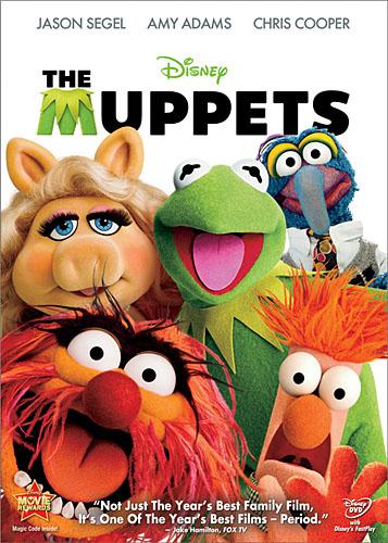 gewinnt die muppets der film auf dvd fashion up your. Black Bedroom Furniture Sets. Home Design Ideas