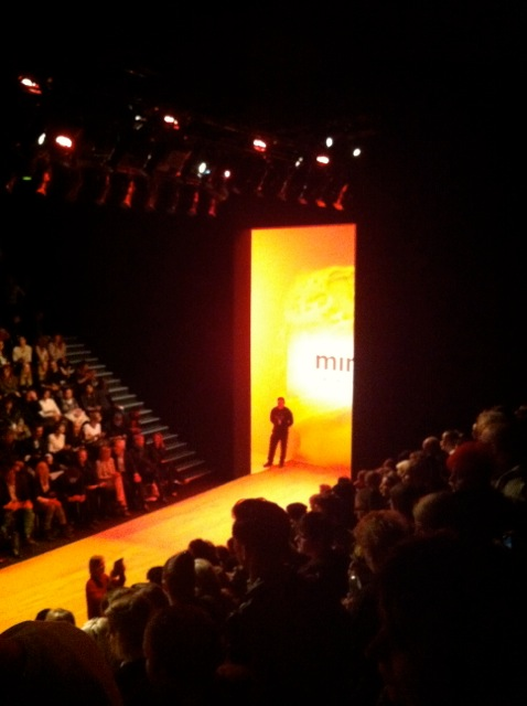 Fashion Show von Minx by Eva Lutz HW 2013