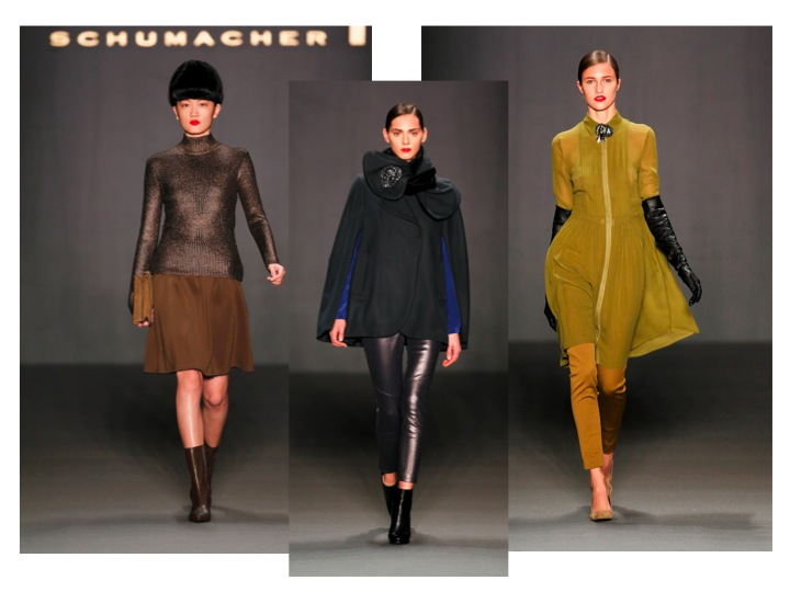 Schumacher H/W 2013: Every rose has its thorn