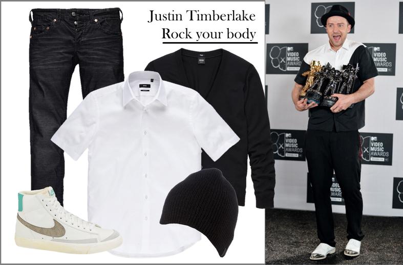 MTV Video Music Awards: Justin Timberlake (AFP/Getty Images)