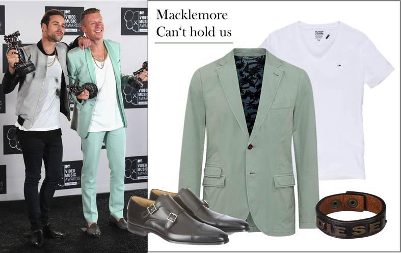 MTV Video Music Awards: Macklemore (WireImage/Getty Images)
