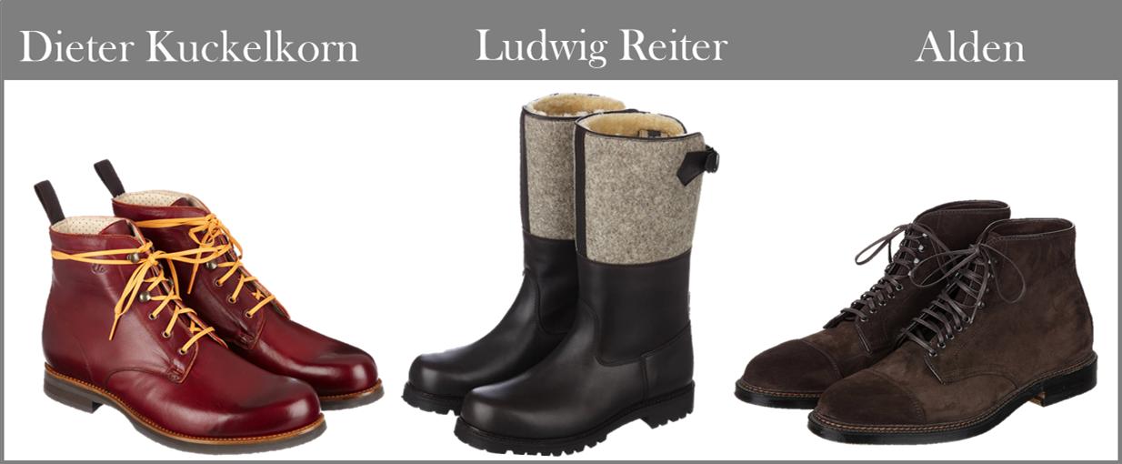 Rahmengenähte Schuhe aus Leder richtig pflegenFASHION UP YOUR LIFE.