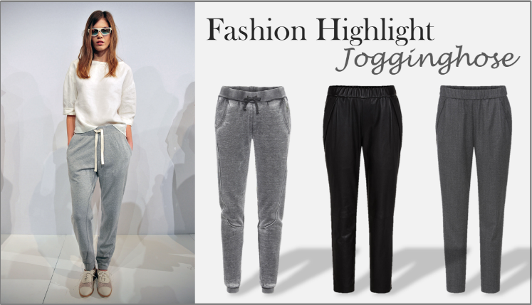 fashion highlight jogginghose fashion up your life. Black Bedroom Furniture Sets. Home Design Ideas