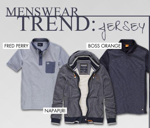 Menswear Trend Jerseys