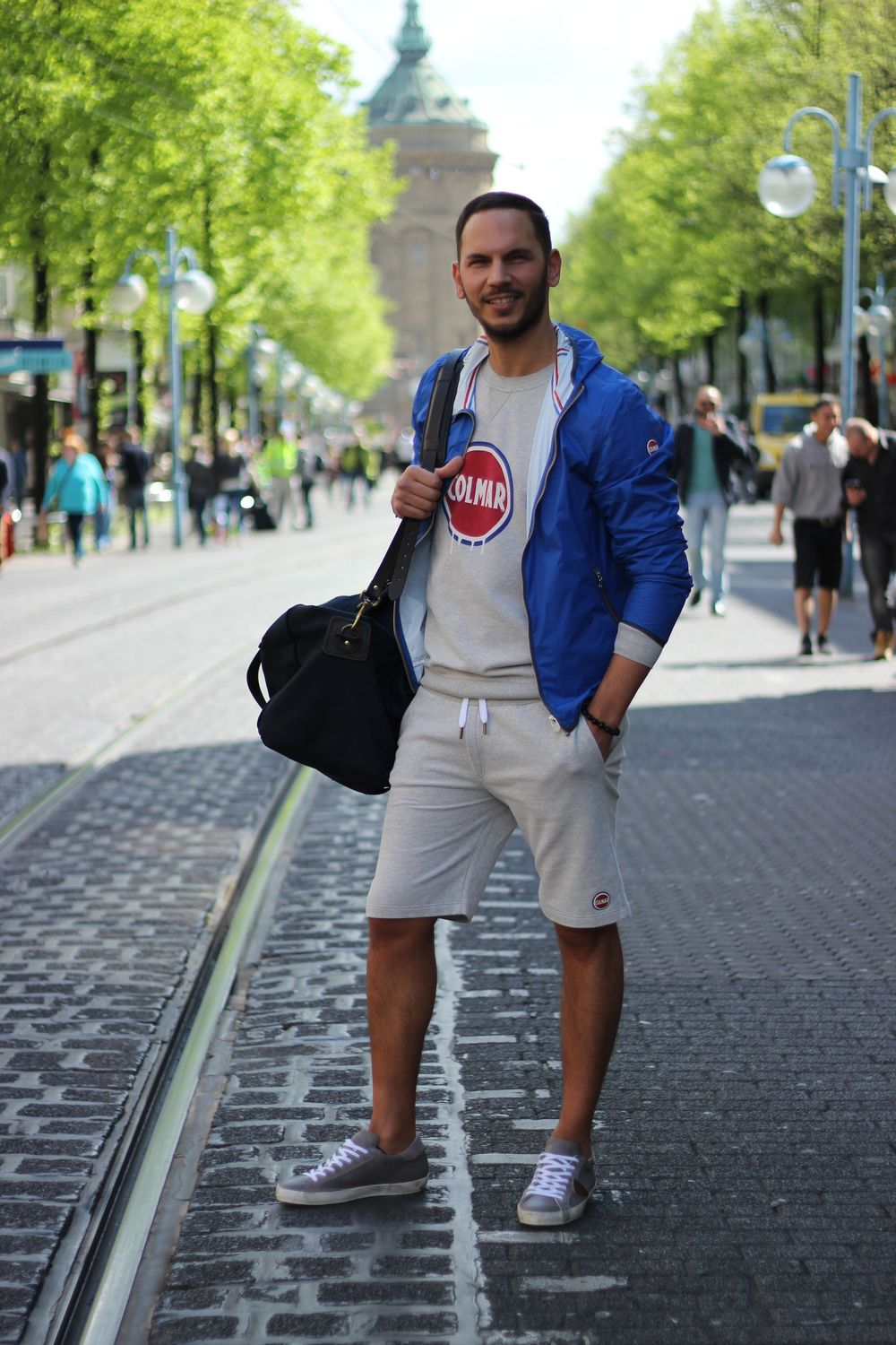 Outfit of the Day: Daniele in Colmar