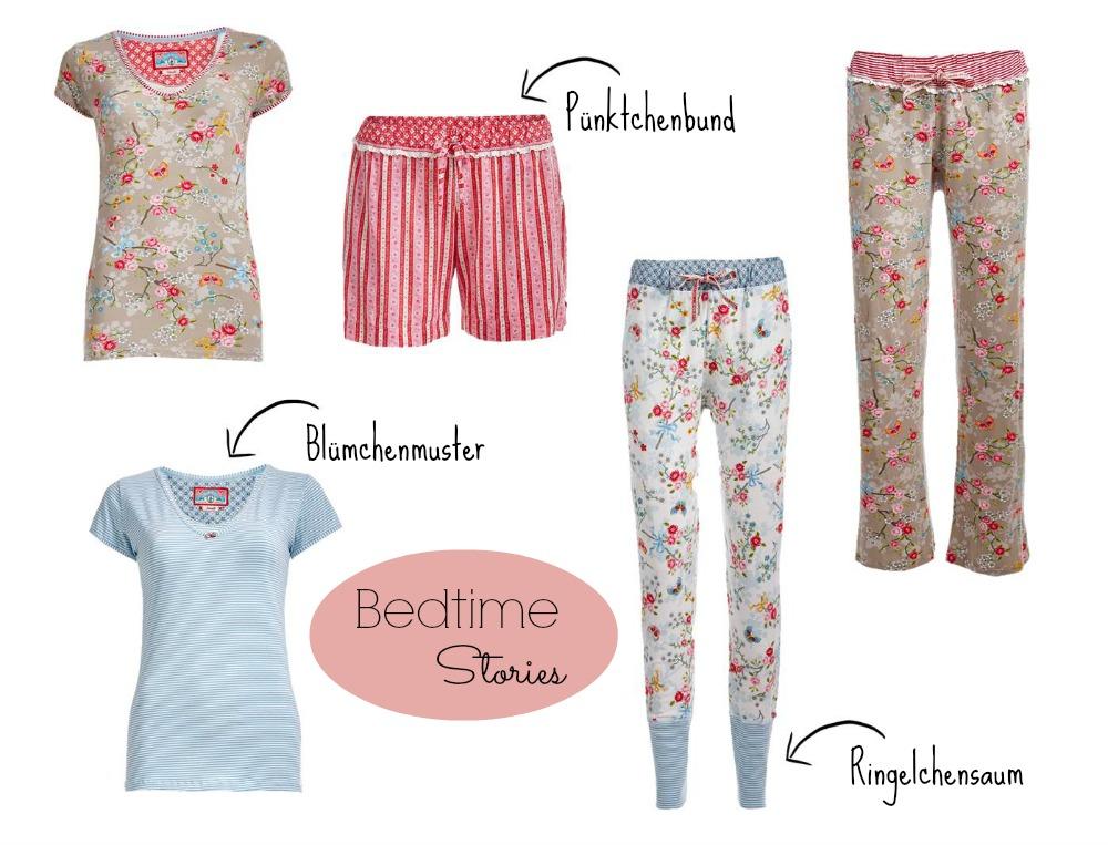Pyjama und Wäsche von PiP Studio