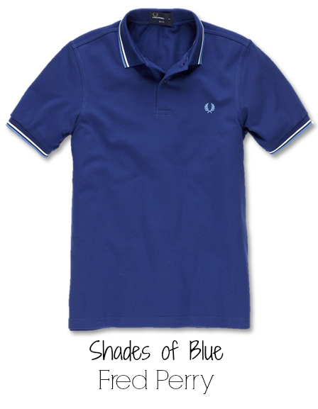 Polohemd Fred Perry