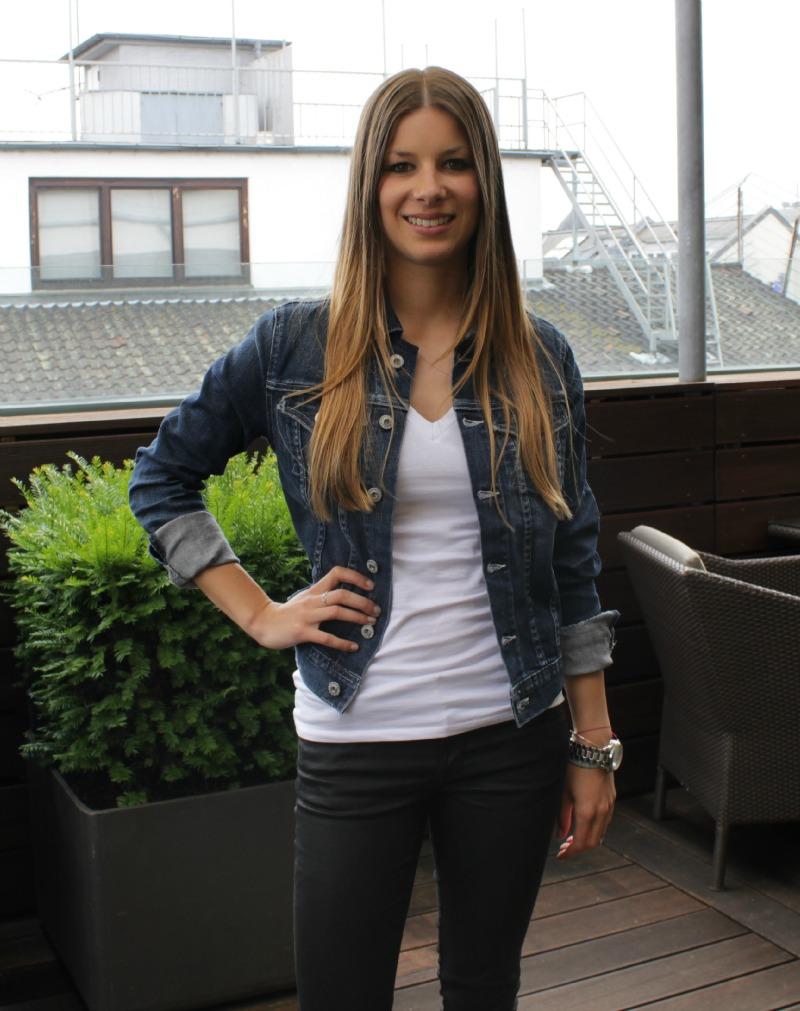 Jeansjacke von Goldschmied