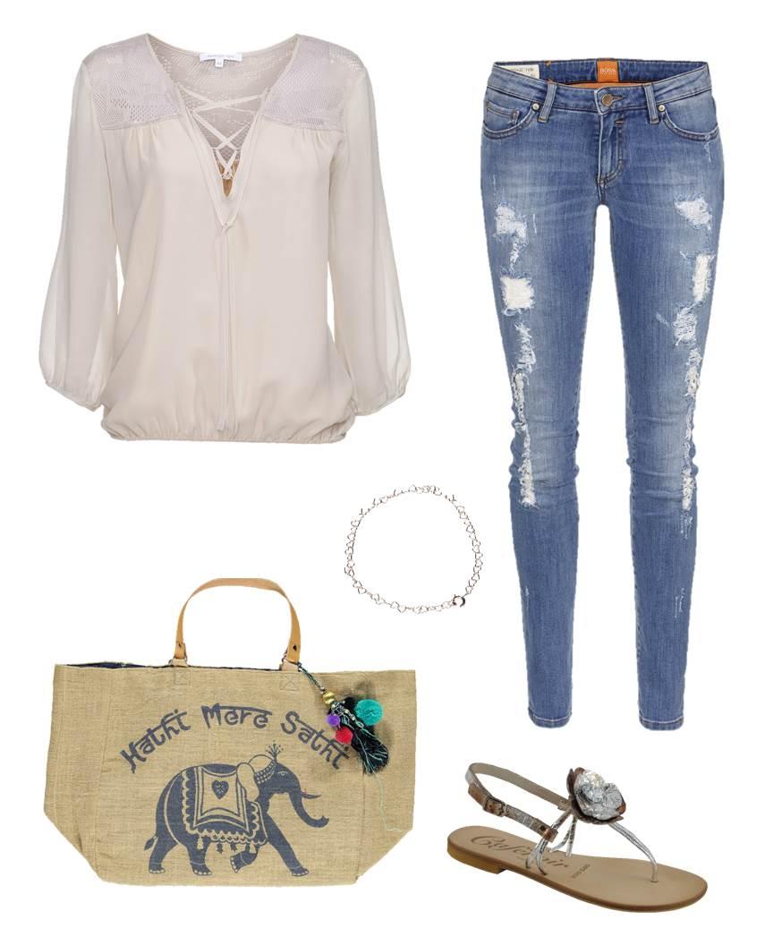 Strandfeeling mit Hipanema Taschen