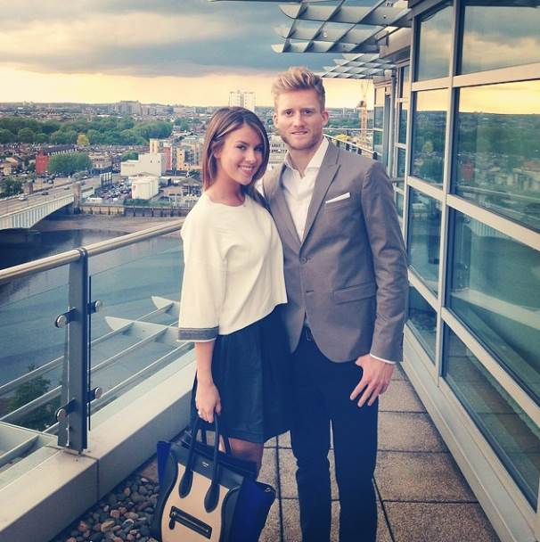 Andre Schurrle Fashion Up Your Life Fashion Up Your Life