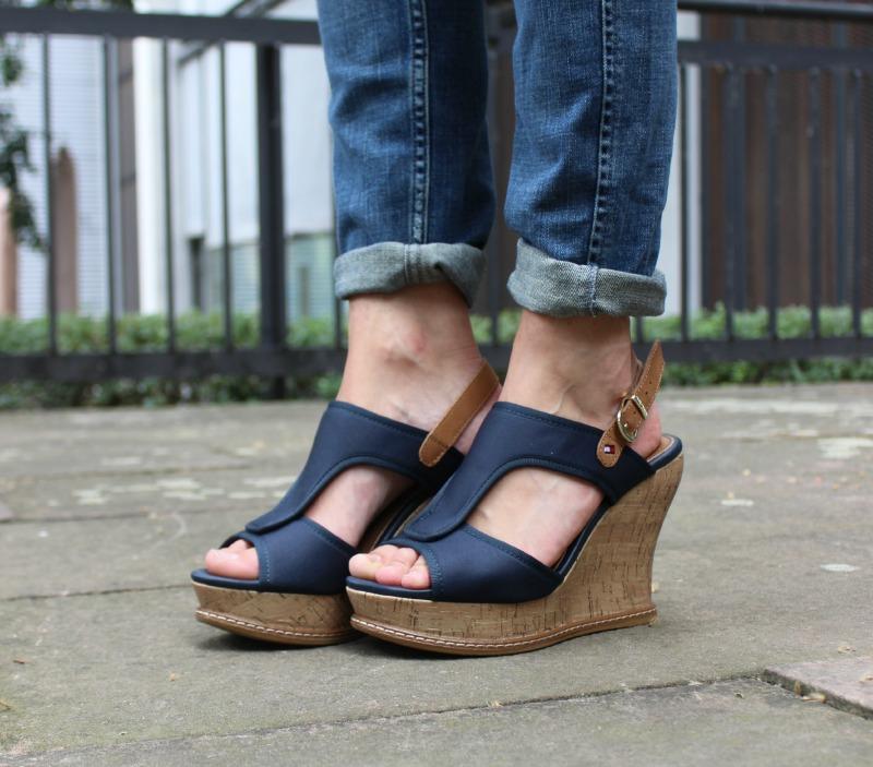 Sandaletten von Hilfiger