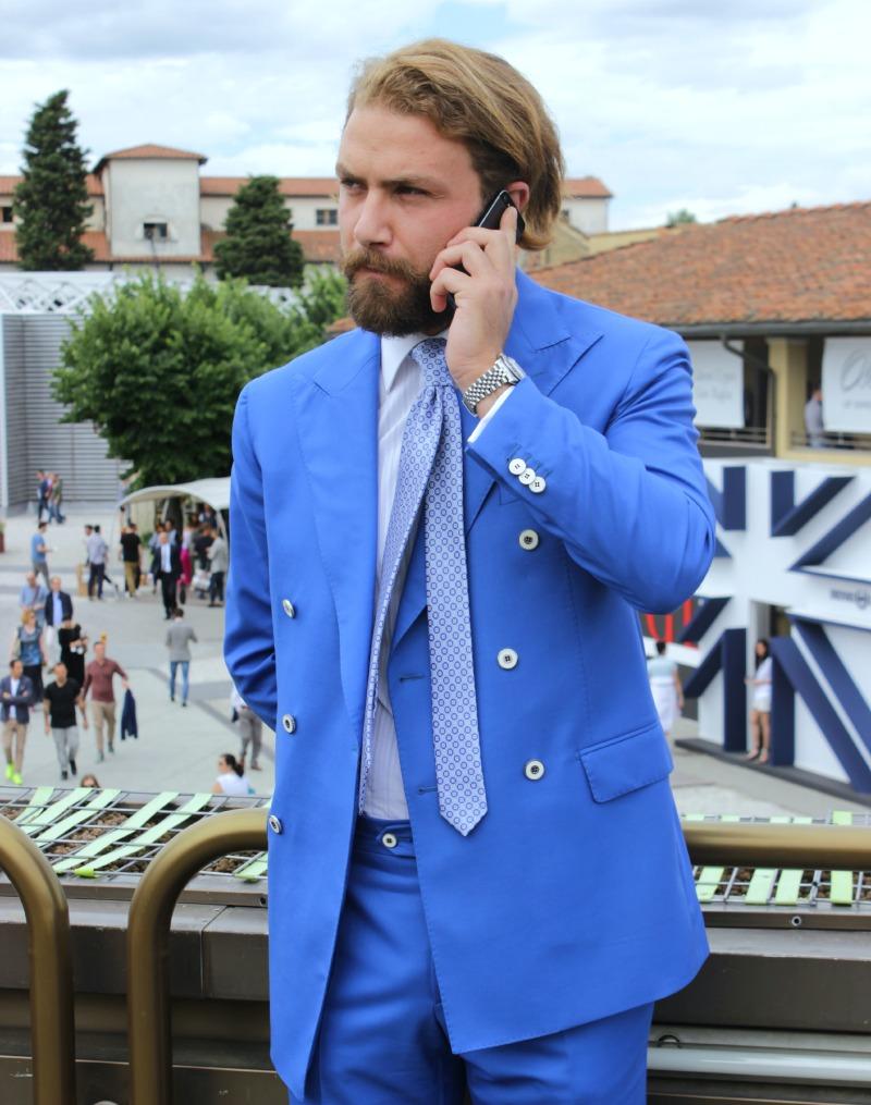 Gentleman at Pitti Uomo 2014