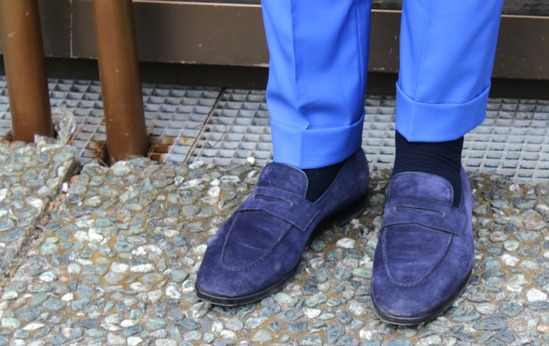 Loafers at Pitti Uomo 2014
