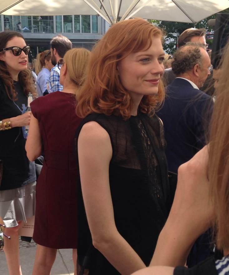 Jessica Joffe bei Dorothee Schumacher