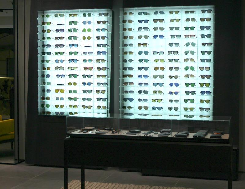 Sonnenbrillen Area