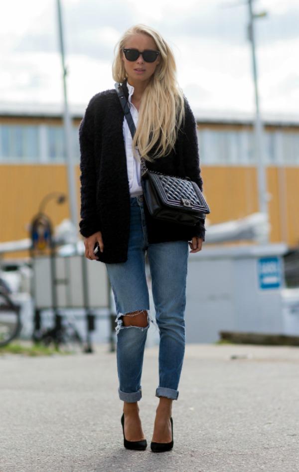 Mercedes-Benz Fashion Week Stockholm SpringSummer 2015 - Streetstyle