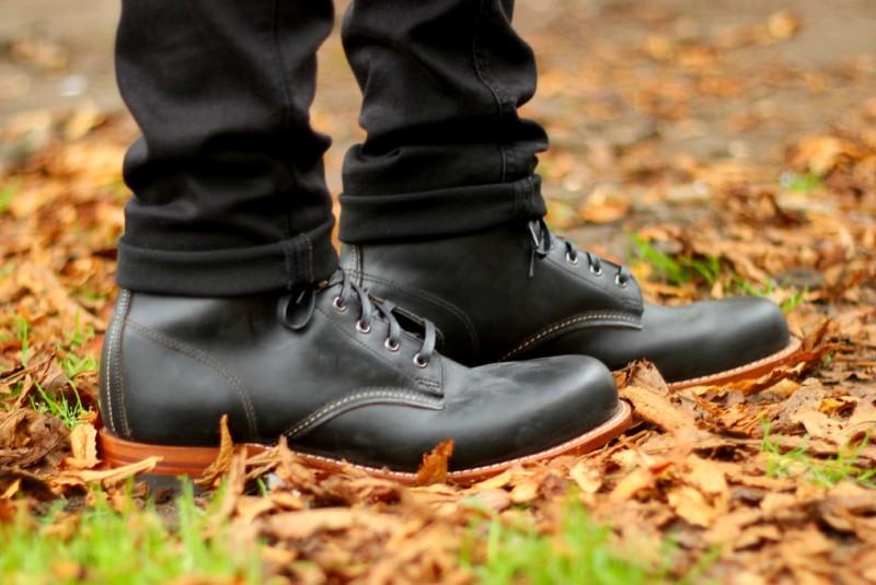 Boots-Wolverine