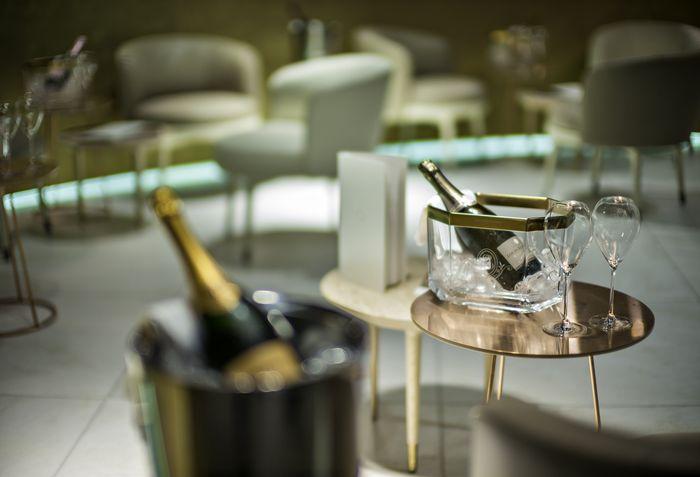 Champagnerbar Moments