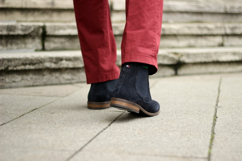 Tommy Hilfiger Chelsea Boots