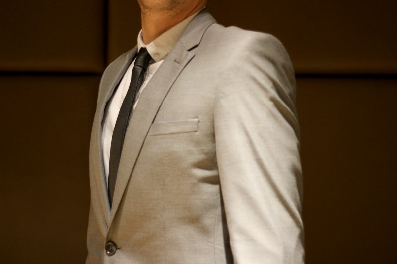Selected Sakko Hemd Krawatte