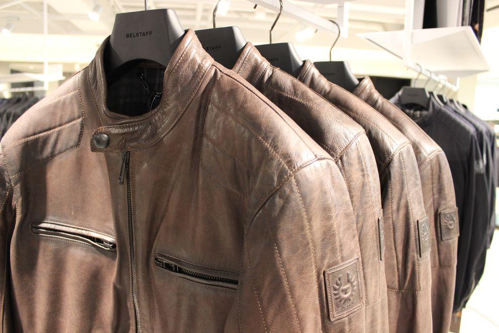 Belstaff Archer Jacket exklusiv für engelhorn