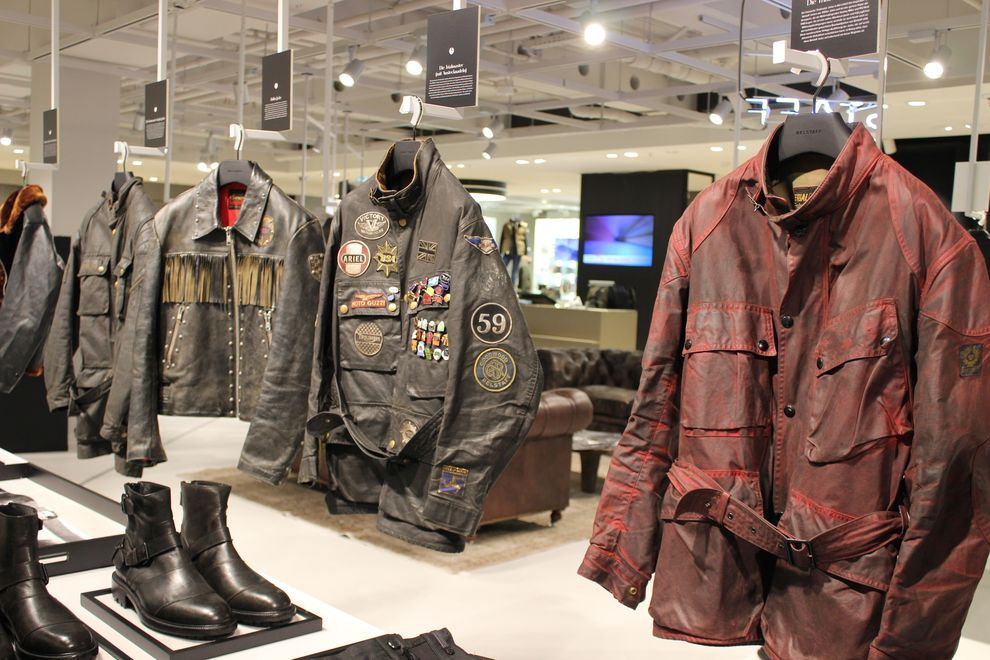 Belstaff Vintage Jackets
