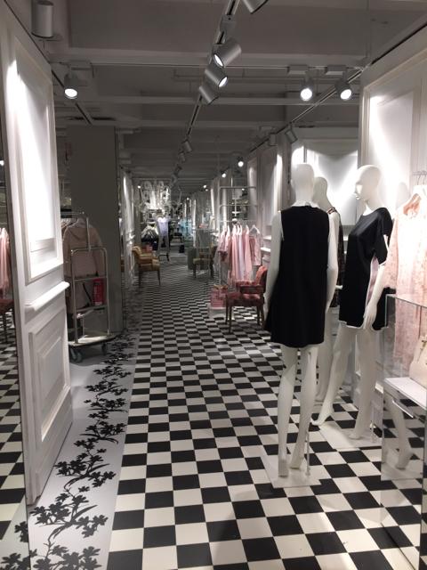 Im Fashion Hotelkorridor