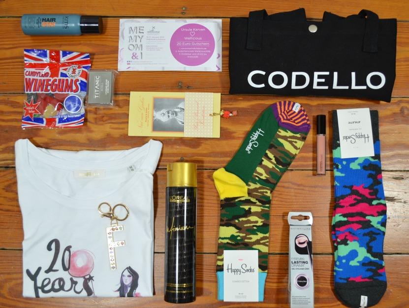 Fashion Week Berlin Goodie Bag
