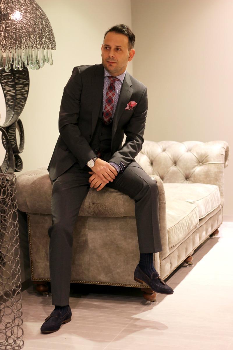 2_Tommy Hilfiger Anzug