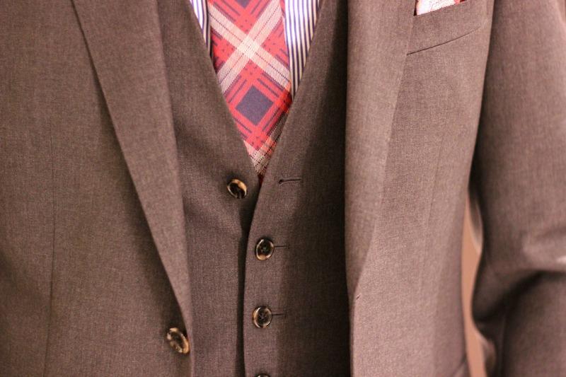 4_Deatil Sakko Weste Krawatte