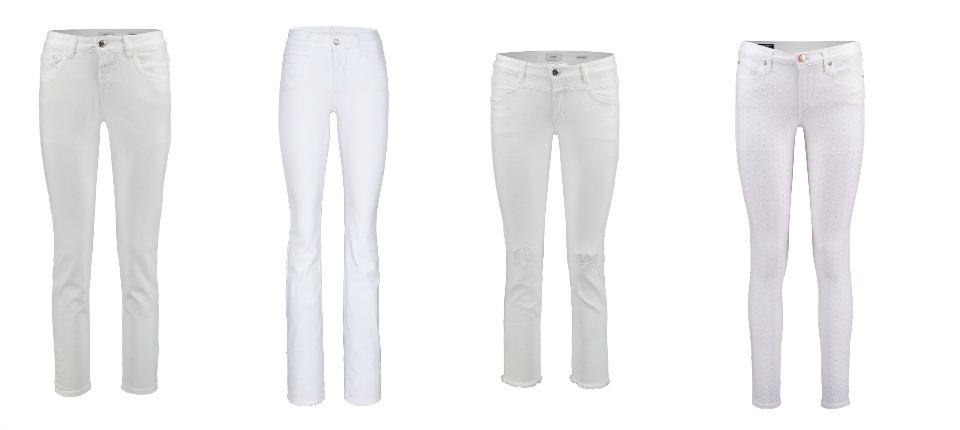 CollageWeißeJeans
