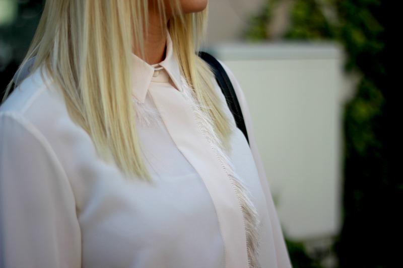 Detail Chloé Bluse
