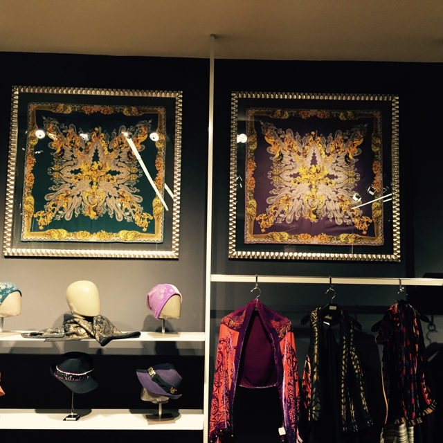 Im Etro Showroom