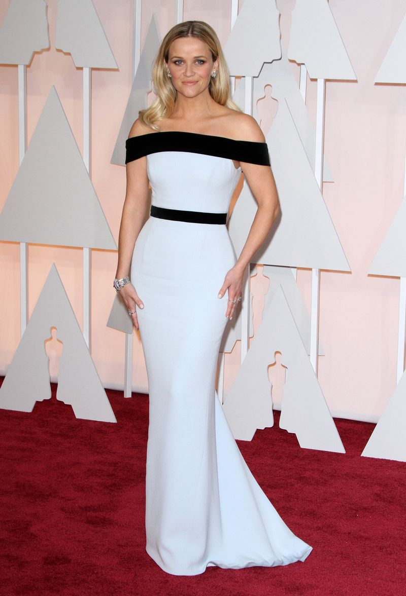 87th Annual Oscars Red Carpet Arrivals_Reese Witherspoom