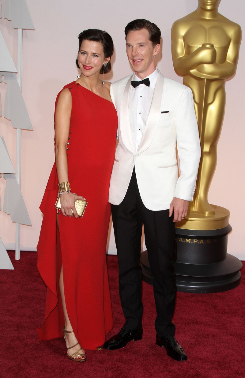 87th Annual Oscars Red Carpet Arrivals_Sophie Hunter