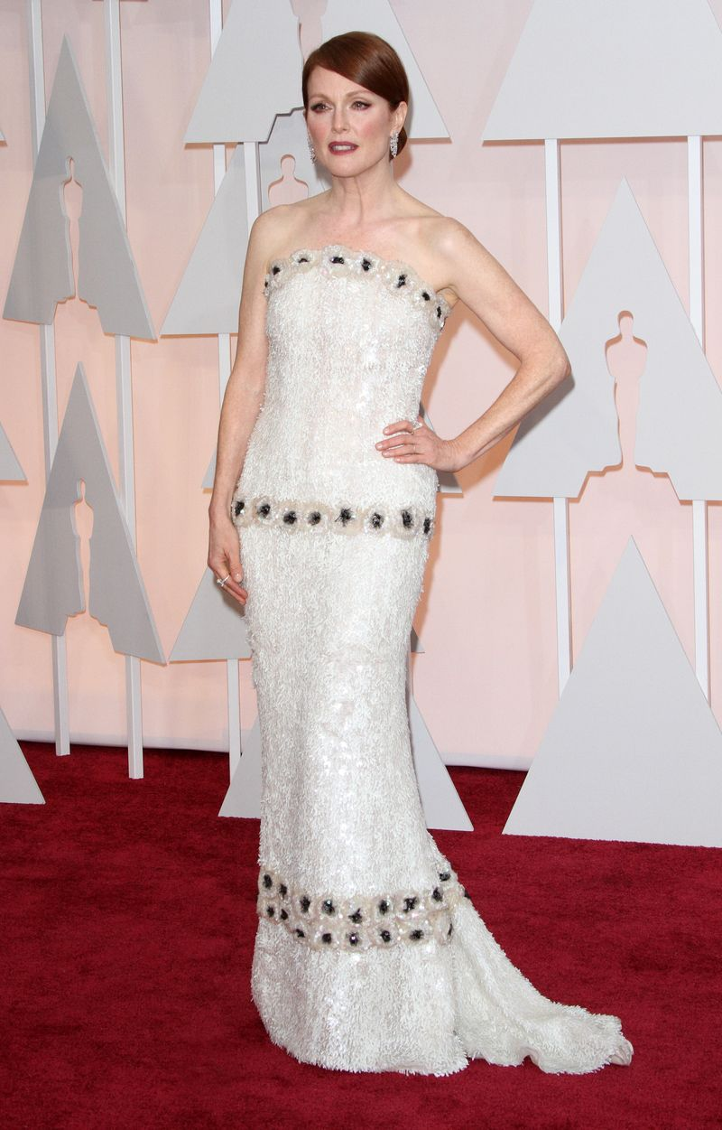 87th Annual Oscars Red Carpet Arrivals_Juliane Moore