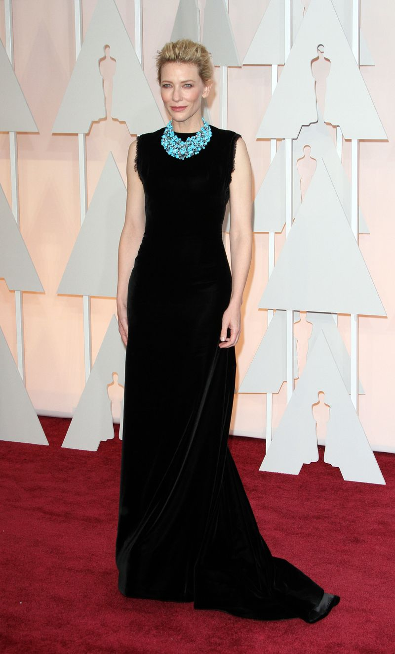 87th Annual Oscars Red Carpet Arrivals_Cate Blanchett