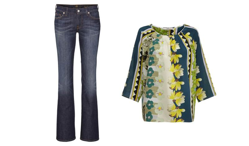 7 for all mankind boot cut jeans_etro bluse