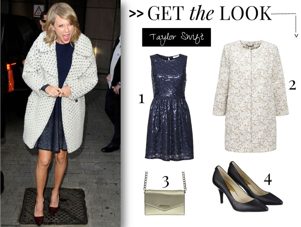 Get the Look Taylor Swift_Wenn Images