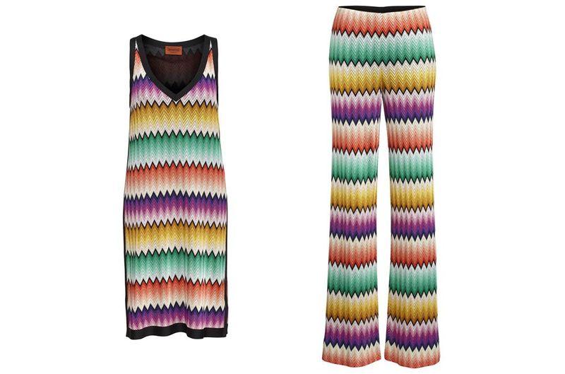 Missoni Kleid und Hose