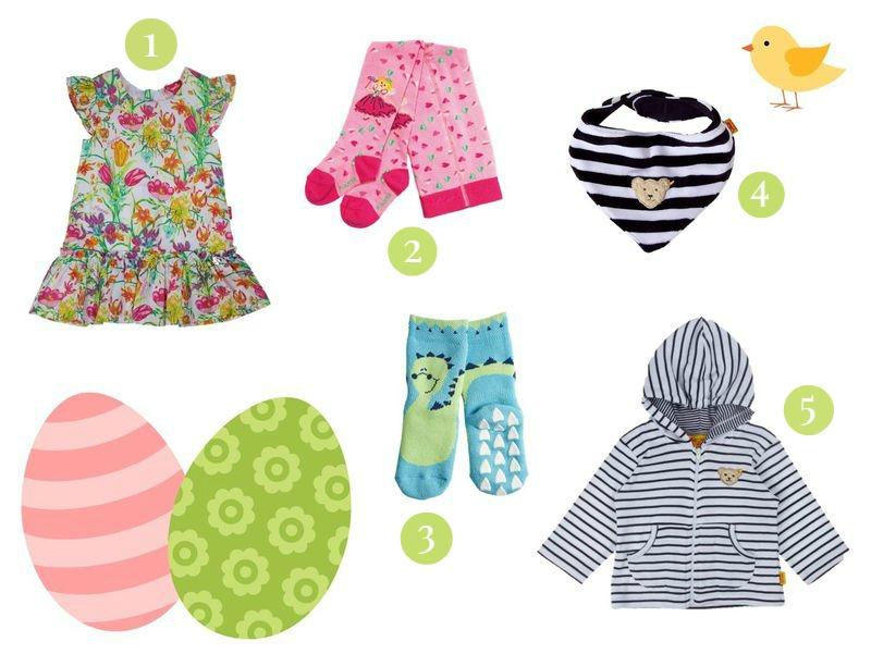 Ostergeschenke Kleinkinder Kleidung