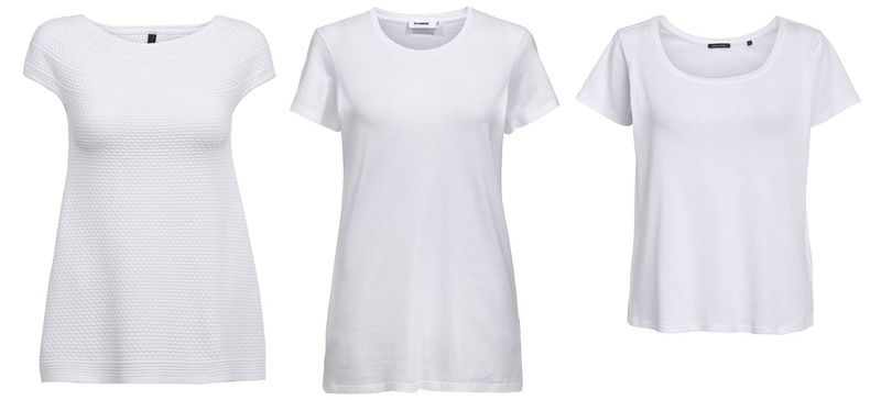 All White_T-Shirt Marc Cain_Jil Sander_Marc O'Polo