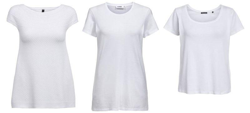 All White_T-Shirt Marc Cain_Jil Sander_Marc O'Polo