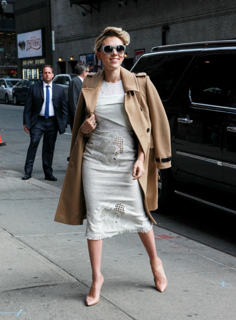 Blogger Streetstyle Impressionen_Scarlett Johansson
